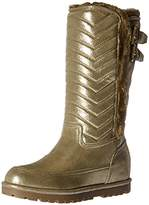 GUESS Women's Ferrah Riding Boot,11 M US