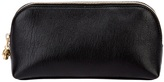 Alexander McQueen leather cosmetic bag