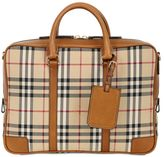 Burberry Horseferry Check Briefcase