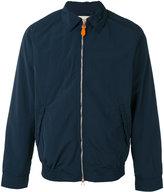 Bellerose collared zip front jacket - men - Cotton/Polyamide - M