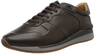 BOSS Men's Element_Runn_burs2 10214643 01 Low-Top Sneakers