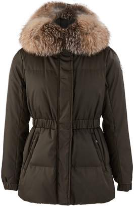 Moncler Fur collar down jacket