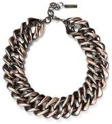 Lafayette 148 New York Reversible Chain Link Necklace