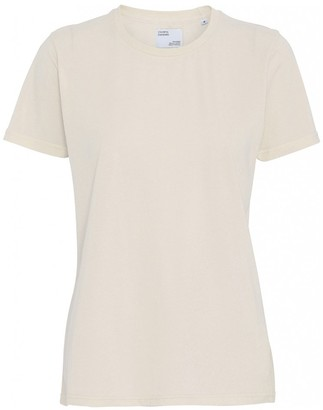 Colorful Standard - Ecru Light Organic Tee - XS