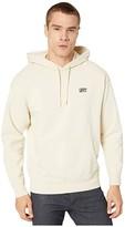 Levi's Premium Premium Authentic Pullover Hoodie (Fog/Mineral Black) Men's Clothing