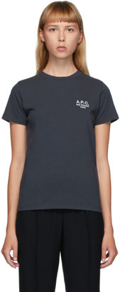 A.P.C. Grey Denise T-Shirt