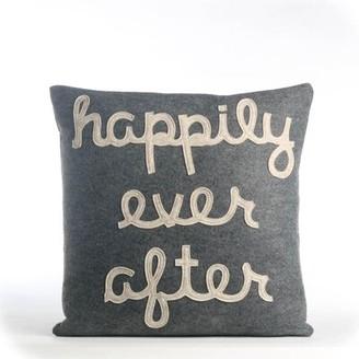 Alexandra Ferguson Flirt Happily Ever After Throw Pillow
