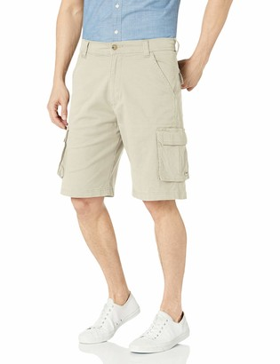 Wrangler Men's Genuine Advanced Comfort Tampa Cargo Short