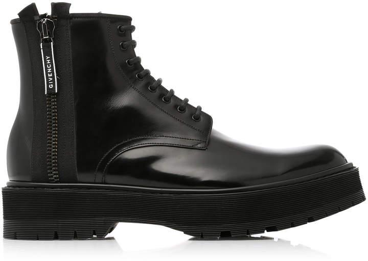 Givenchy Camden Rugged Boot