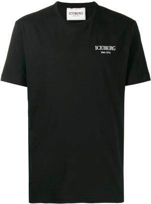 Iceberg printed logo T-shirt