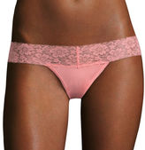 City Streets Jersey Thong Panty
