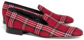 Brooks Brothers Peal & Co.® Tartan Slippers