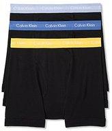 Calvin Klein Underwear Calvin Klein Men's Underwear 3 Pack Cotton Classics Boxer Briefs