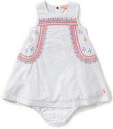 Joules Baby/Little Girls 12 Months-3T Bunty Embroidered Woven Dress