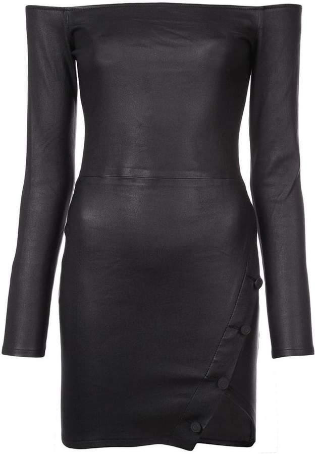 RtA off-shoulder dress