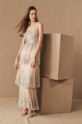 Aidan Mattox Lucrezia Dress By in White Size 2