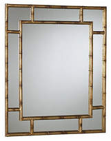 Arteriors Porter Oversize Wall Mirror - Antiqued Gold Leaf