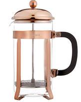 John Lewis Croft Collection 8 Cup Cafetiere, Copper, 1L