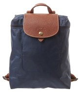 Longchamp Le Pliage Nylon Backpack.