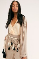 Free People Santorini Belt by Free People, Natural Combo, One Size