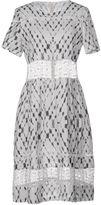120% Lino Knee-length dresses