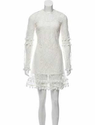 Alexis Laina Lace Dress w/ Tags White