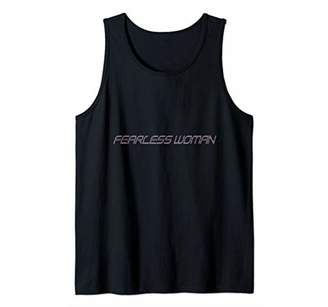 Fearless Woman Tank Top
