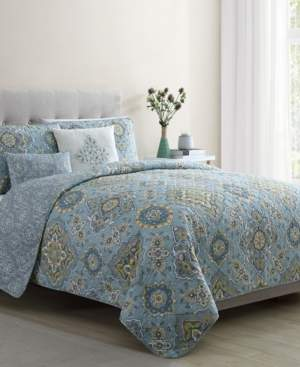 Vcny Home Riya 5PC Queen Quilt Set