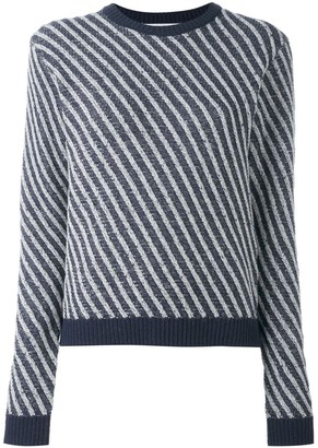 Julien David Striped Jumper