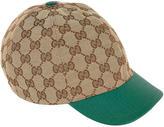 Gucci Monogram print cap