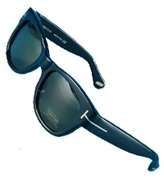 Tom Ford - Black Cary Sunglasses