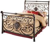 Hillsdale Mercer Bed Set With Rails, King