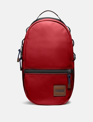 Coach Pacer Backpack With Patch