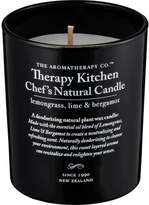 The Aromatherapy Co. Lemongrass, Lime & Bergamot Chef's Candle 200g