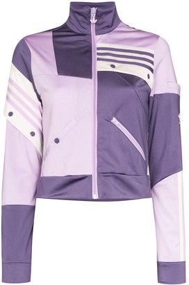 Adidas By Danielle Cathari Patchwork Track Top