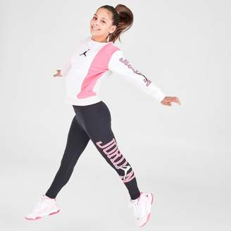 Nike Girls' Jordan Jumpman Leggings