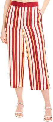 The Row Togra Silk-Blend Pant