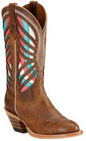 Ariat Women's Gentry Round Toe Cowgirl Boot