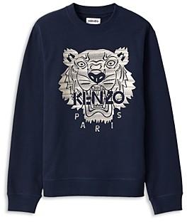 Kenzo Stitched Tiger Sweatshirt