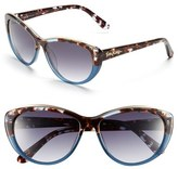 Lilly Pulitzer 'Marianne' 59mm Cat Eye Sunglasses