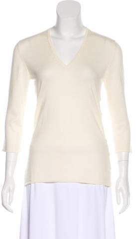 Hermes Cashmere Knit Top