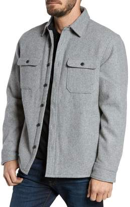 Nordstrom Wool Shirt Jacket
