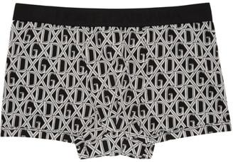 Dolce & Gabbana Black and White DNA Boxer Briefs
