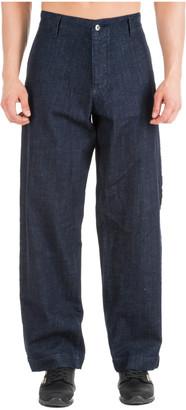 Emporio Armani Logo Trousers