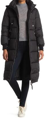 G Star Alaska Puffer Boyfriend Long Jacket