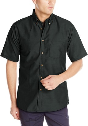 R&K Red Kap Men's RK Poplin Dress Shirt