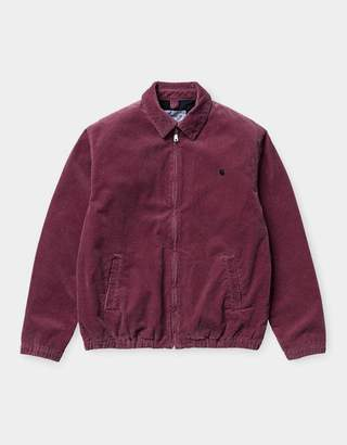 Carhartt Wip WIP - Madison Harrington Jacket in Corduroy Pink