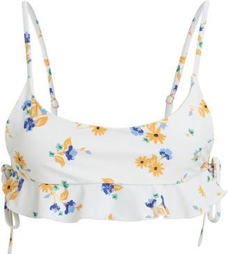 Bondeye All Ruffled Bikini Top
