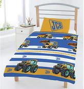JCB Striped Bedding Set - Toddler