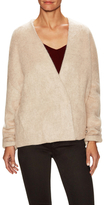 Tibi Sivoy Drop Shoulder Cardigan